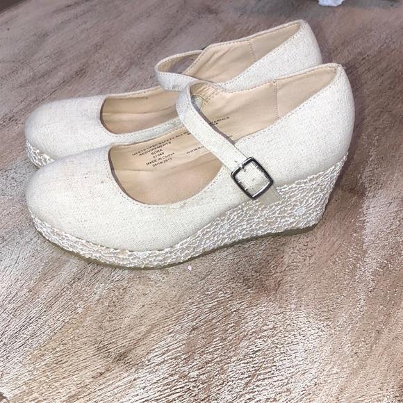 Soda Shoes | Little Girls Wedges | Poshmark